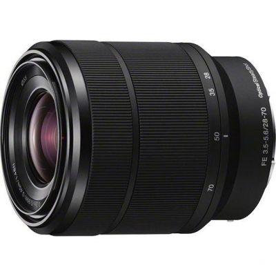 Sony FE 28-70mm 3.5-5.6 OSS E-Mount Zoom Objektiv (SEL-2870)