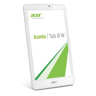 ACER Iconia One 8 B1-850 Tablet Wi-Fi 16GB HD IPS Android 5.1 weiss