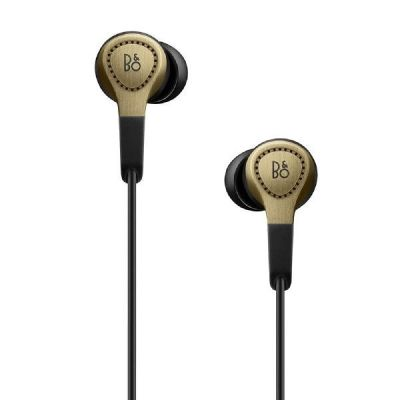 Bang Olufsen .B&O PLAY BeoPlay H3 2. Generation In-Ear Hörer mit Headsetfunktion champagne