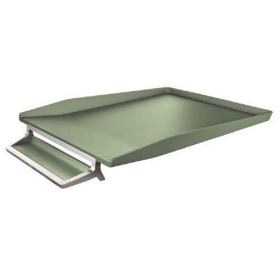 Leitz LEITZ Briefkorb Style mit integrierter Stifteablage seladon grün