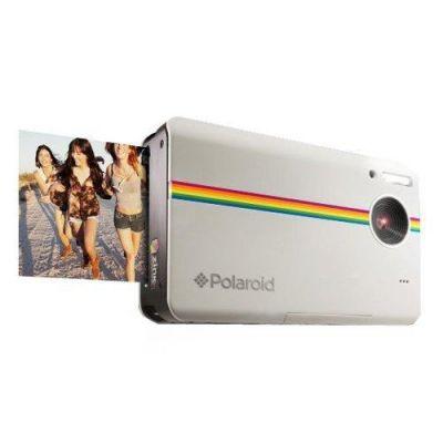 Polaroid Z2300 Sofortbildkamera Digitalkamera weiß
