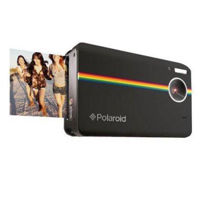 Polaroid Z2300 Sofortbildkamera Digitalkamera schwarz