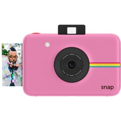 Cyberport Polaroid SNAP pink inkl. 20er Pack Papier