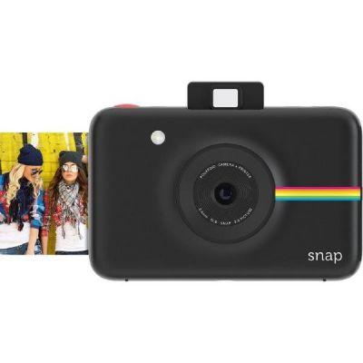 Polaroid SNAP Sofortbildkamera Digitalkamera schwarz inkl. 20er Pack Papier