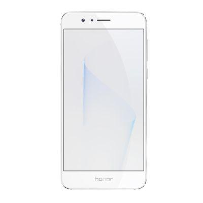 Honor 8 white Dual-SIM Android M Smartphone mit Dual-Kamera