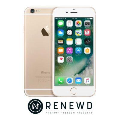 Apple  iPhone 6 16 GB Gold Renewd