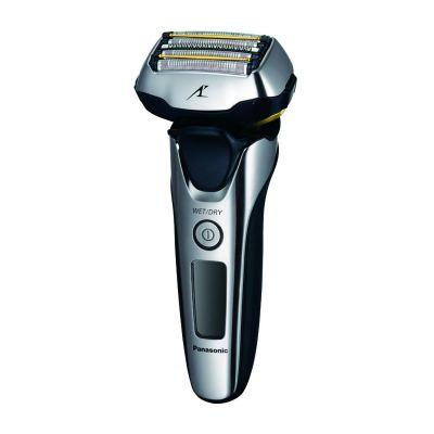 Panasonic ES-LV9N Nass-/Trockenrasierer mit Reinigungsstation silber/schwarz - Preisvergleich
