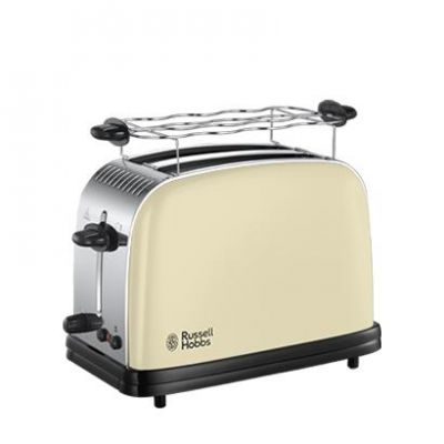 23334-56 Colours Toaster Classic Cream