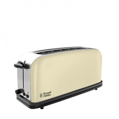 21395-56 Colours Langschlitz-Toaster Classic Cream