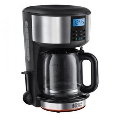 Russell Hobbs  20681-56 Legacy Digitale Glas-Kaffeemaschine