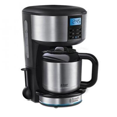 Russell Hobbs  20690-56 Buckingham Digitale Thermo Kaffeemaschine Edelstahl