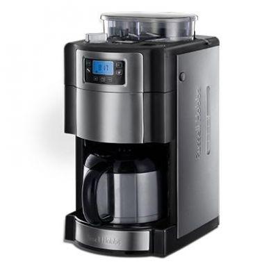 Russell Hobbs 21430-56 Buckingham Grind&Brew Thermo Kaffeemaschine Edelstahl