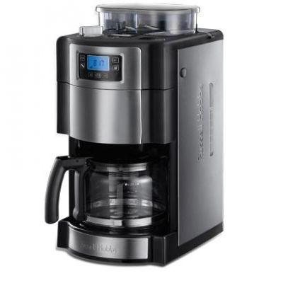 Russell Hobbs  20060-56 Buckingham Grind&Brew Glas Kaffeemaschine