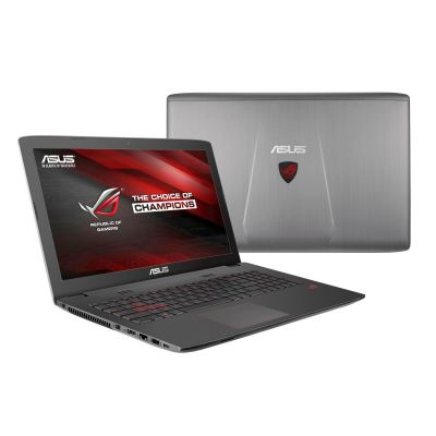 Asus ROG GL752VW-T4015 Gaming Notebook i7-6700HQ FHD GTX960M ohne Windows