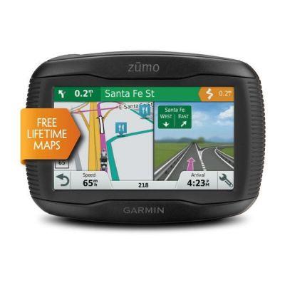 Garmin zumo 395LM Europa wasserdicht, robust, Motorradnavigation Bluetooth
