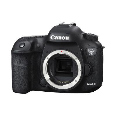 Canon  EOS 7D Mark II Gehäuse Spiegelreflex inkl. Wi-Fi Adapter W-E1 *Aktion*
