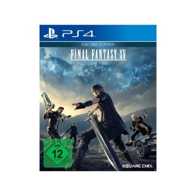 Final Fantasy XV Day One Edition – PS4