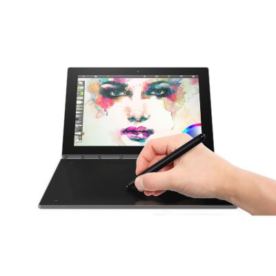 Lenovo Yoga Book 2in1 Notebook gunmetal grey X5-Z8550 Full HD LTE Android 6.0