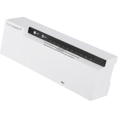 Homematic IP Fußbodenheizaktor (230V), Bedienteil