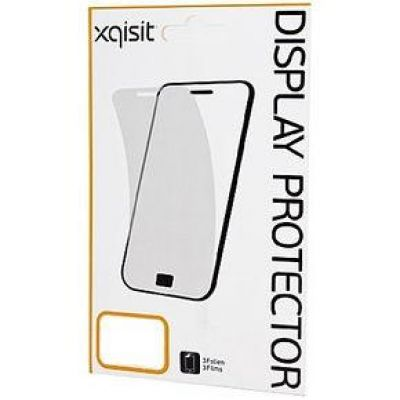xqisit  Premium Displayschutzfolie für Apple iPhone 7