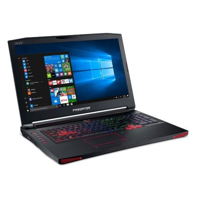 Acer  Predator 17 (G9-793-77LN) Notebook, Intel® Core? i7, 43,9 cm (17,3 Zoll), 1512 GB Speicher