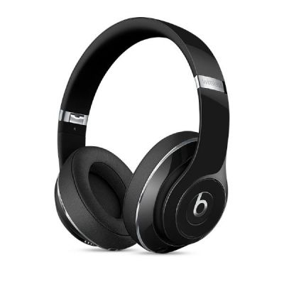 beats by dr dre Beats by Dr. Dre Studio Wireless (MP1F2ZM/A) gloss black