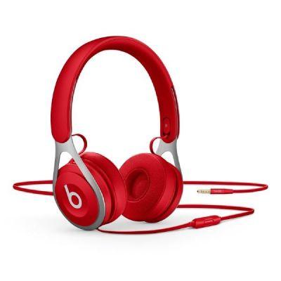 beats by dr dre Beats by Dr. Dre EP (ML9C2ZM/A) On-Ear red