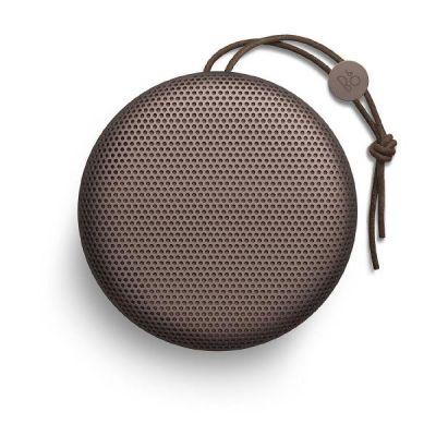 Bang Olufsen .B&O PLAY BeoPlay A1 Natural Bluetooth Lautsprecher deep Red