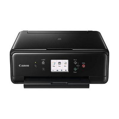 PIXMA TS6050 schwarz Multifunktionsdrucker Scanner Kopierer WLAN
