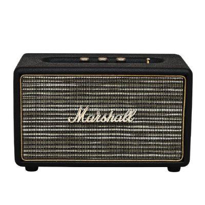 Marshall Acton BT Bluetooth Lautsprecher schwarz - Preisvergleich