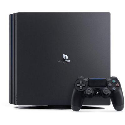 Sony PlayStation 4 Pro 1TB Konsole schwarz