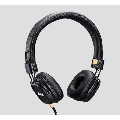 Major II On-Ear-Kopfhörer Black - schwarz