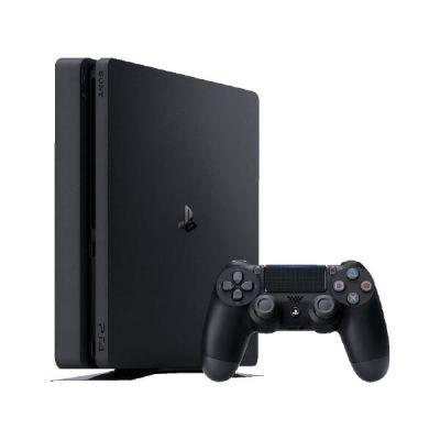 Sony PlayStation 4 Slim 1TB Konsole schwarz