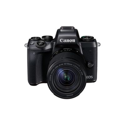 Canon  EOS M5 + EF-M 18-150 IS STM + Adapter EU26