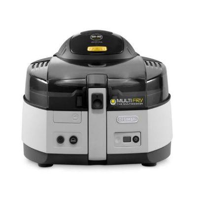 Delonghi De'Longhi Heißluftfritteuse & Multicooker »MultiFry CLASSIC FH1163/1«, 1400 Watt, 1,5 Liter