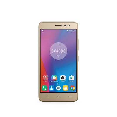 Lenovo K6 16GB Gold Android™ Smartphone