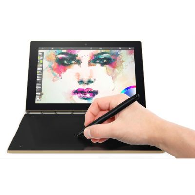 Lenovo Yoga Book 2in1 Notebook champagne gold X5-Z8550 Full HD Android 6.0