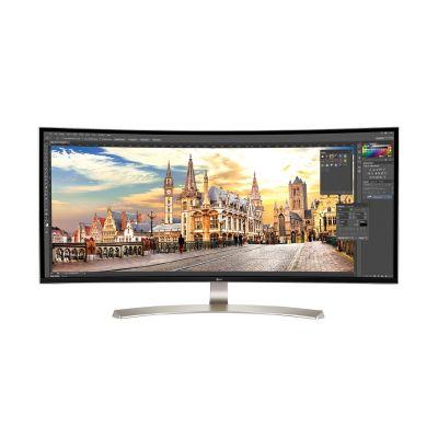 LG Curved UltraWide 38UC99-W, LED-Monitor