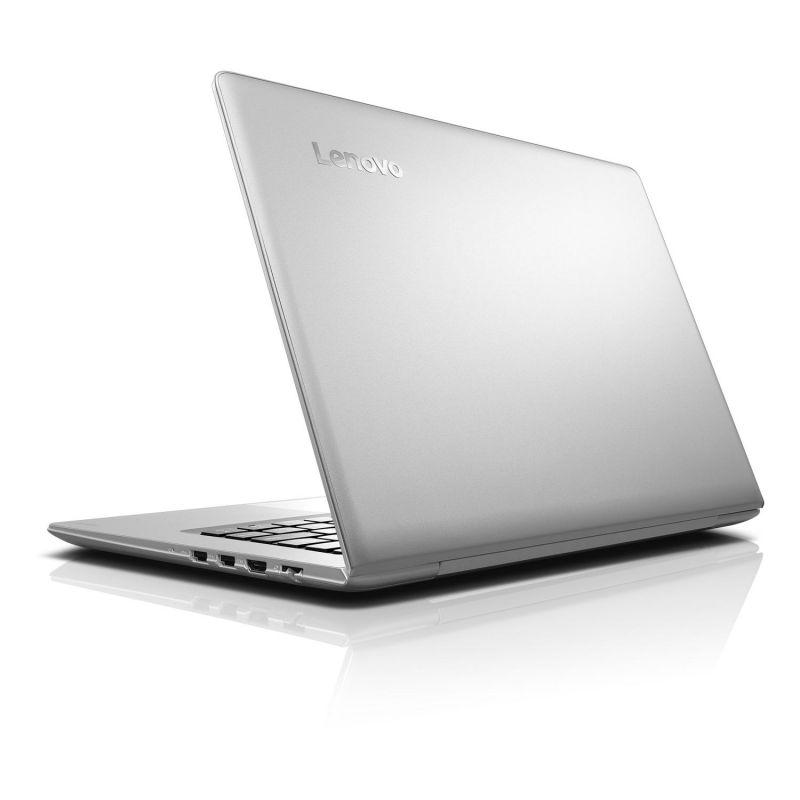 Lenovo 510S-14IKB Notebook silber i7-7500U Full HD matt SSD R7-M460 Windows 10