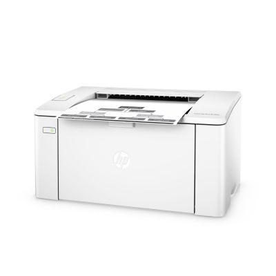 HP LaserJet Pro M102a S/W-Laserdrucker USB