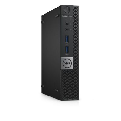DELL OptiPlex 3040 Mini PC i3-6100T 4GB 128GB SSD Intel HD 530 Windows 10 Pro