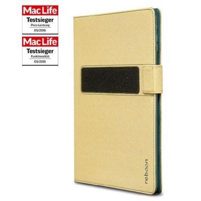 reboon booncover Tablet Tasche Size S beige - Preisvergleich