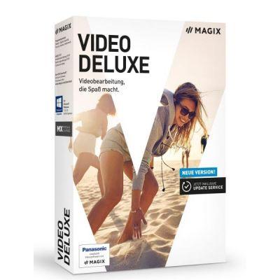 MAGIX Video deluxe 2017