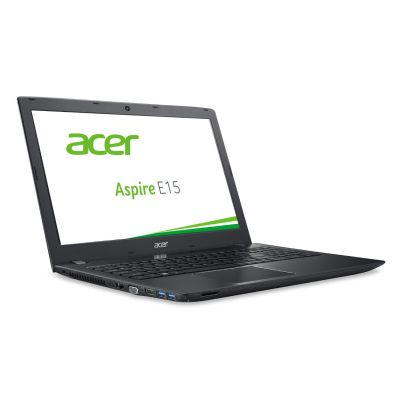 Acer Aspire E5-575-34XF Notebook i3-6157U SSD Iris matt Full HD ohne Windows