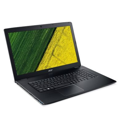 Acer  Aspire E 17 E5-774-54HJ Notebook i5-7200U matt Full HD ohne Windows