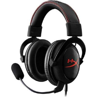 HyperX Cloud Core Pro Gaming Headset für PC´s, Konsolen und Mobile, Schwarz
