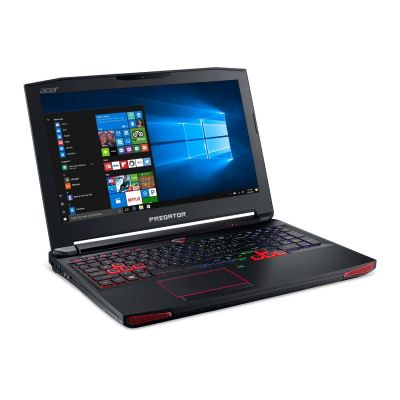 Acer Predator 15 G9-593-765Q Notebook i7-6700HQ SSD Full HD GTX1070 Windows 10