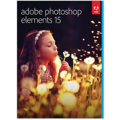 Adobe  Photoshop Elements 15 Upgrade FR (Minibox)