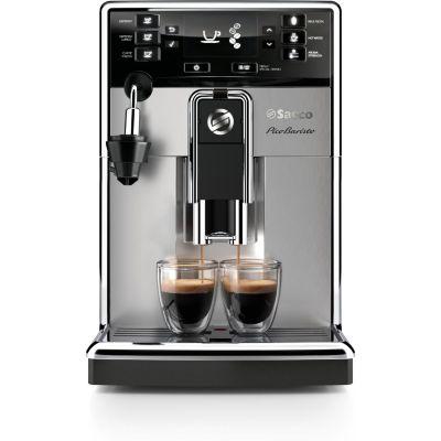 Philips Saeco Philips HD8924/01 Saeco PicoBaristo Kaffeevollautomat edelstahl / silber