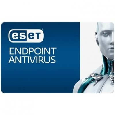 ESET  Endpoint Antivirus Lizenz 11-25 User 1Year Education